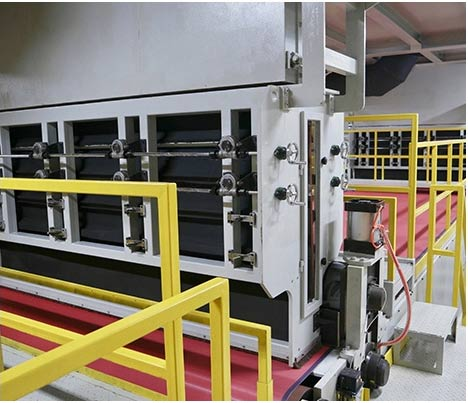 2400MM PP Non Woven Fabric Machine