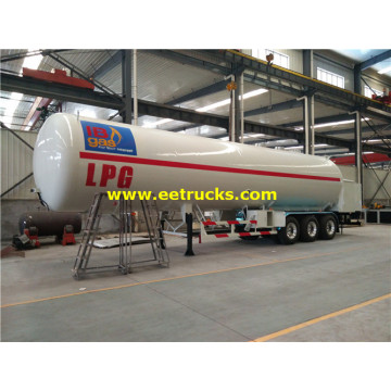 56 M3 ASME LPG Semi Remorques