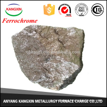ferrochrome of low carbon