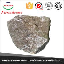 ferrocromo de baixo carbono produzido pela Kangxin