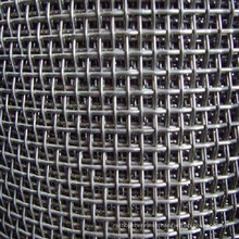 304 Stainless Steel Crimped Wire Mesh/crimped weave wire mesh