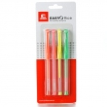 4PCS Neon Color Gel Pen