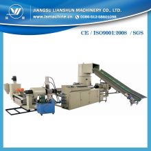 Compactor Application PE Film Pelletizing Line