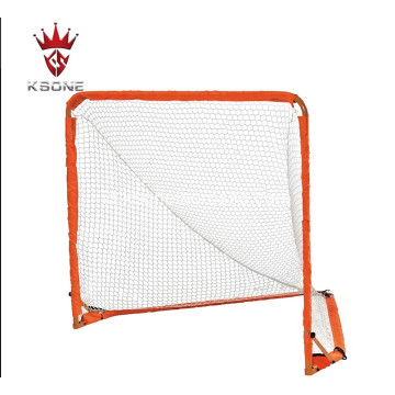 Portable New Lacrosse Goal With Net
