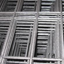 Refuerzo de hormigón de malla soldada para cimientos de hormigón