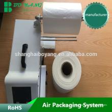 Dämpfende Kissen Verpackung Hersteller Luftkissen Maschine