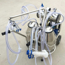 Manual handle Milking Machine for dairy cow