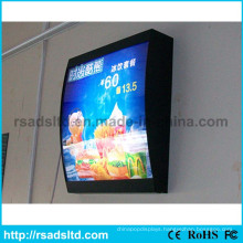 High Quality Acrylic LED Light Box Menu Board