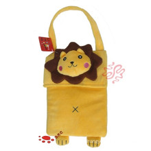 Plush Lion Baby Bag