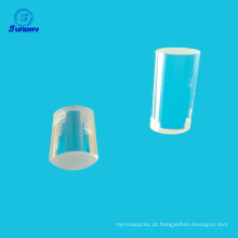 Lente cilíndrica de alta precisão com diâmetro de 1 mm a 500 mm