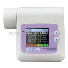 Venta caliente médico espirómetro para la venta