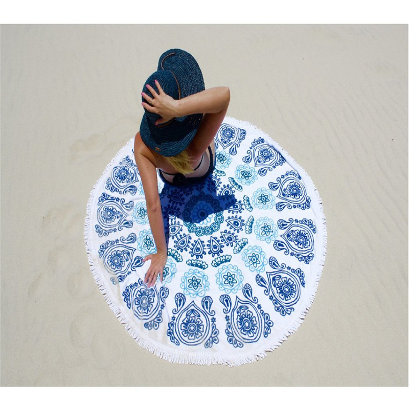 Double Wide Microfiber Beach Towel