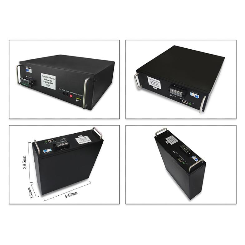 4 Lifepo4 Battery 4850