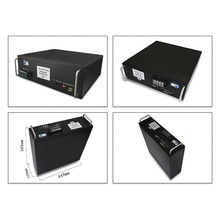 Lithium Ion battery 48V 50Ah