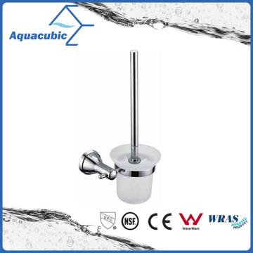 Modern Chromed Toilet Brush Holder (AA6917)