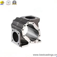 Soem-kundenspezifischer grauer Eisen-Casting-Getriebegehäuse mit CNC-Bearbeitung