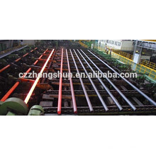 Seamless steel pipe black painted