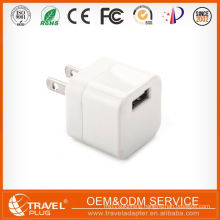 Fashion Style Super Fast Cube Mobile Phone Accessories Usb Travel Charger