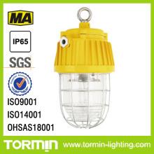 Mina túnel de luz, minería, explosión de la lámpara/lámpara de prueba de túnel Dgs70/127 (E)
