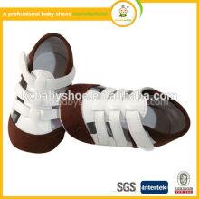 Летние дети сандалии детская обувь 2015 ребенка мокасины