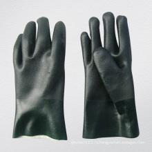 Черновой отделкой ПВХ покрытием перчатки строку вязать лайнера-5130