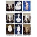 Figurine Statue en Marbre Statue en Sculpture en Pierre avec Figurine Ange Animal