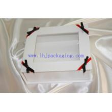 Caja de embalaje de pantalla plegable de lujo