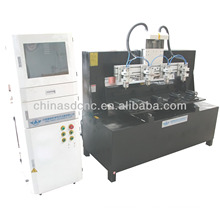 JK-0825-4 Hot sale wood engraving machine 4 axis with four heads