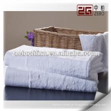 100% algodão 16S Terry Super macio por atacado branco usado toalhas de banho do hotel