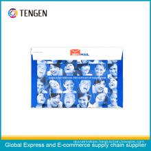 Logistic Parcel Cardboard Envelope for Documents Packing