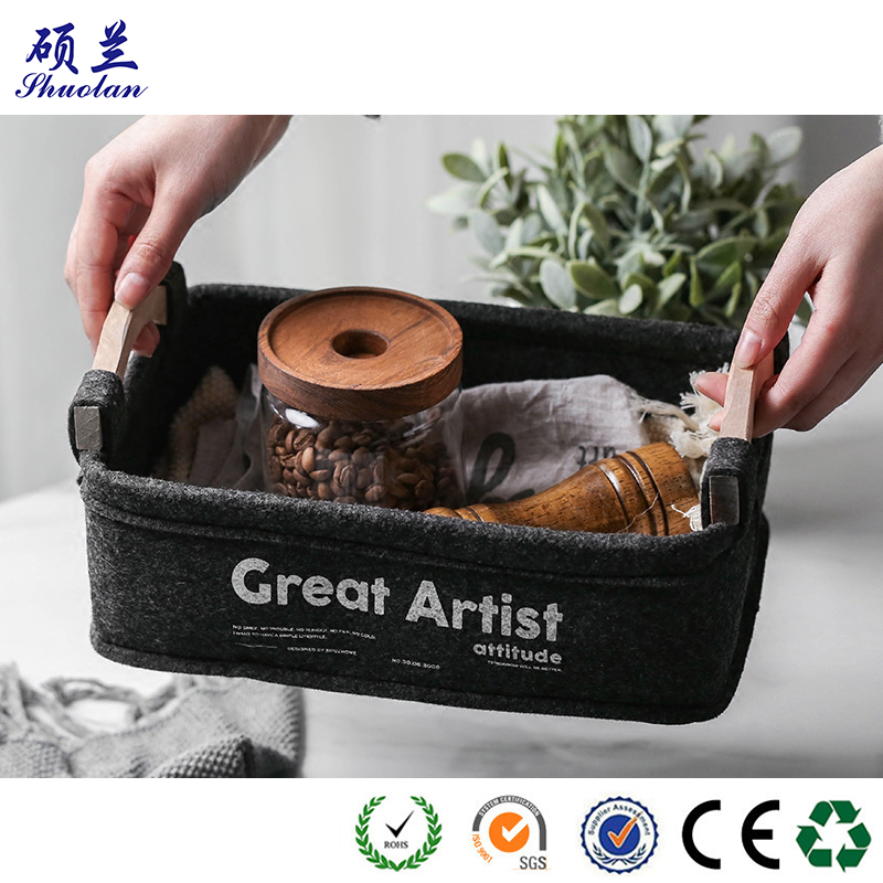 Top Quality Felt Basket