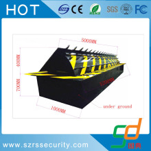 Anti-terrorist traffic safety automatic rising blocker