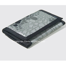 Fashion PU Leather ID Cards Mini Folding Purse (ZX10173)