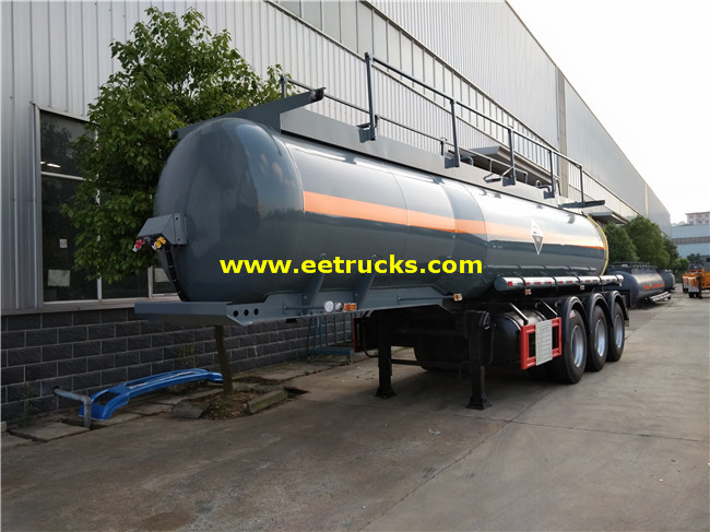 20000 litres Sulfuric Acid Trailers