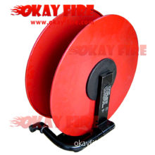 Water Mist High Pressure Fire Hose Reel with Nozzle (OK005-004)
