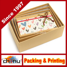 Paper Gift Box / Paper Packaging Box (12C9)