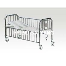 Однофункциональная кровать для детей с ISO9001, ISO13485, CE (A-148)