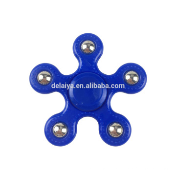 Penta Ball Fidget Spinners Focus Toy For Killing Time Stress Reducer Hand Spinners for Adults and Kids