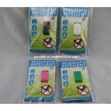 Venda barato de pulseira de mosquito de Silicone personalizado