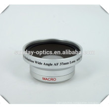 Camera lenses 37mm wide angle lens,UV49,0.45X, for camera /camcorder