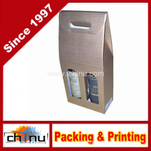 Rigid Cardboard Wine Gift Boxes (2335)