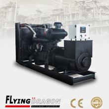 Generador diesel diesel 400kw generador 500kva Generador de energía a prueba de sonido con Dongfeng SC25G610D2 acoplado alternador Siemens