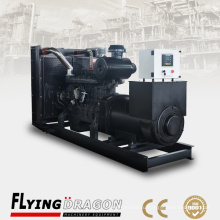 400кВт дизельный промышленный генератор 500квА Генератор Звукопоглощающая электрическая мощность с Dongfeng SC25G610D2 в сочетании Siemens генератор переменного тока