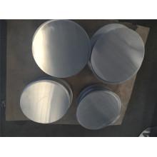 Disco redondo de aluminio 1050/1060 de fundición a presión para utensilios de cocina