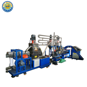 Machine de granule en plastique de production de masse