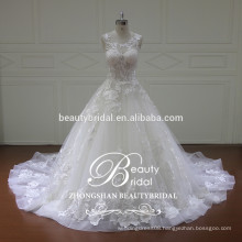 XF16069 guangzhou alibaba strapless ball bridal gowns