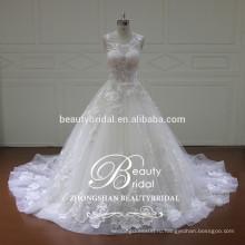 XF16069 Гуанчжоу алибаба без бретелек бальное свадебные платья