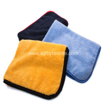 Super Absorbent High Quality 40*40 Small Car Towel