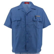 Good Textile Cotton Summer Short Shirt