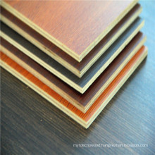 High Bending Strength Moisture-proof Melamine Laminated Plywood Board